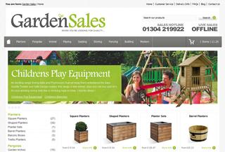 Garden Sales