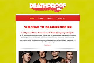 Deathproof PR