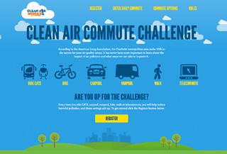 Clean Air Commute Challenge
