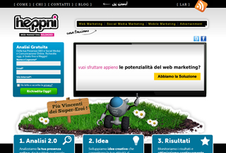 Heppni - Web Marketing