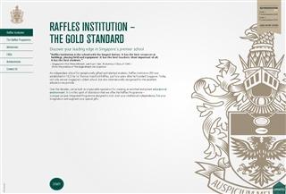 Raffles Institution Admissions