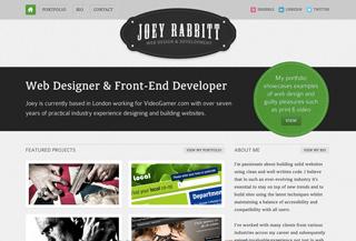 Joey Rabbitt Portfolio