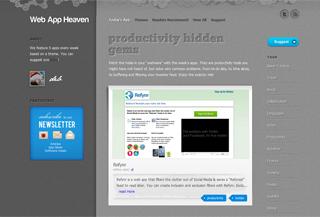 Web App Heaven