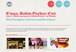RobinParker.co.uk