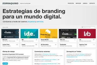 Zorraquino | Branding Digital