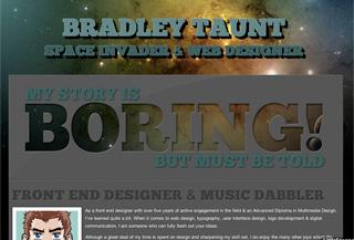 Bradley Taunt