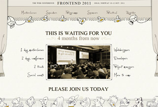 FRONTEND 2011