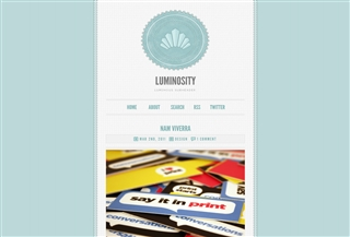 Luminosity PREMIUM THEME