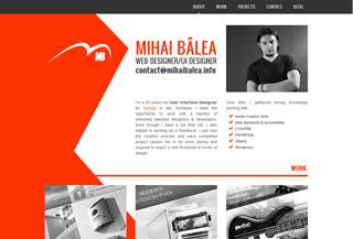 Mihai Balea Portfolio