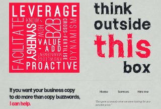 Dan Whittle // Copywriter