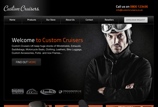 Custom Cruisers UK