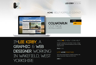 Online Portfolio of Lee Kirby