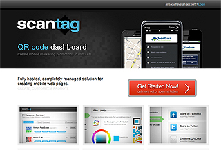 ScanTag - QR Code Management