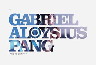 Gabriel Alowysius Photography