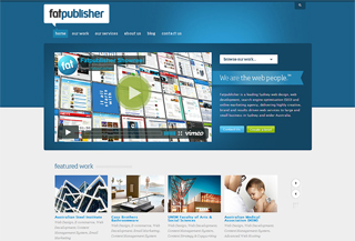 Fatpublisher Web Design