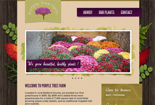 Purple Tree Farm
