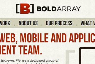 Bold Array