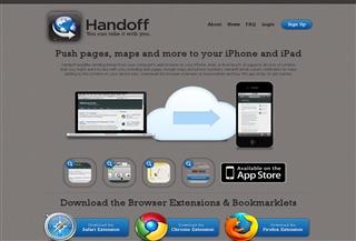 Handoff App