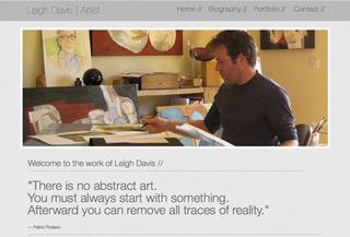 Leigh Davis | Artist