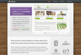 Jolora Web Design