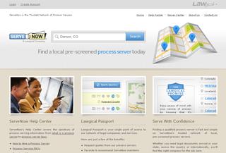 ServeNow Process Servers