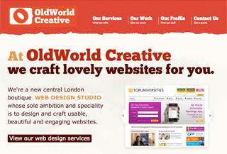 OldWorld Creative