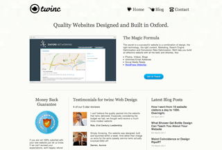 twinc Web Design Oxford