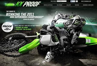 KX Proof - Kawasaki Dirt Bikes