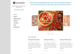 Serenity PREMIUM HTML TEMPLATE