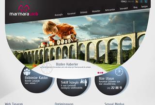 Marmaraweb web Tasarım