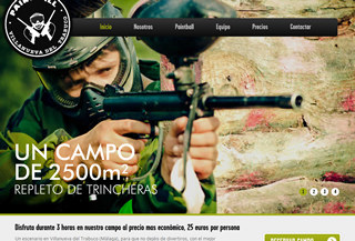 Paintball Trabuco