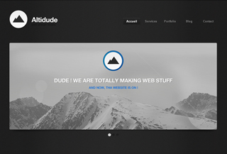 Altidude | Web Design Studio