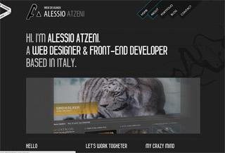 Alessio Atzeni Web Designer
