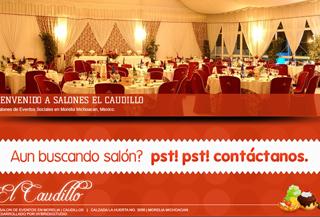 Salones El Caudillo