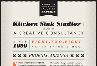Kitchen Sink Studios Inc