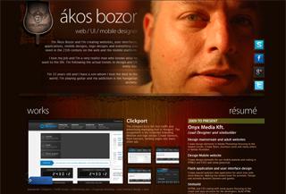 Ákos Bozor portfolio