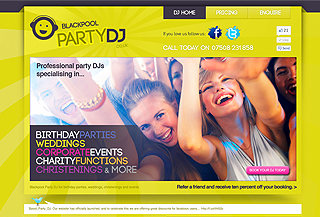 Blackpool Party DJ