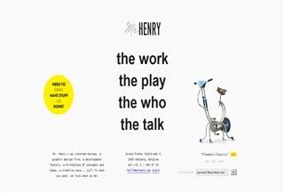 Mr Henry
