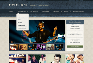 Ezekiel Church Theme