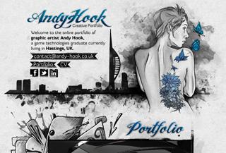 Andy Hook - Portfolio