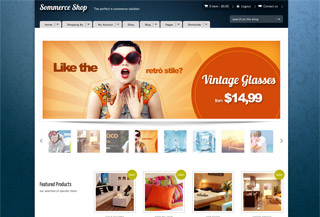 Sommerce Shop PREMIUM THEME