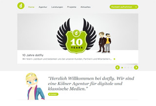 dotfly Webdesign Agency