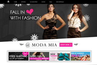 Moda Mia Boutique