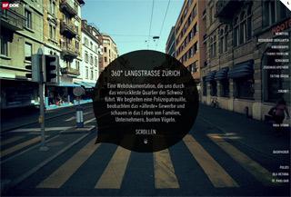 360 Langstrasse Zurich