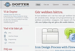 Dopter