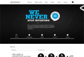 Mediovski  Interactive agency