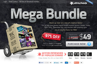 Ultrashock Mega Bundle
