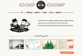 Chimp Chomp Design