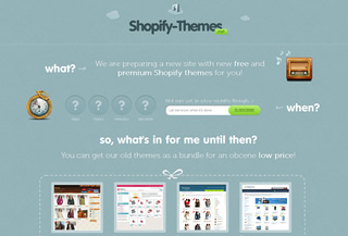 Shopify Themes [dot] net