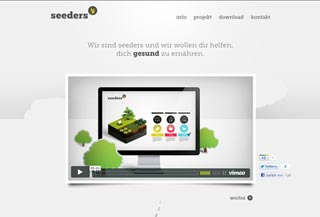 seeders - student project
